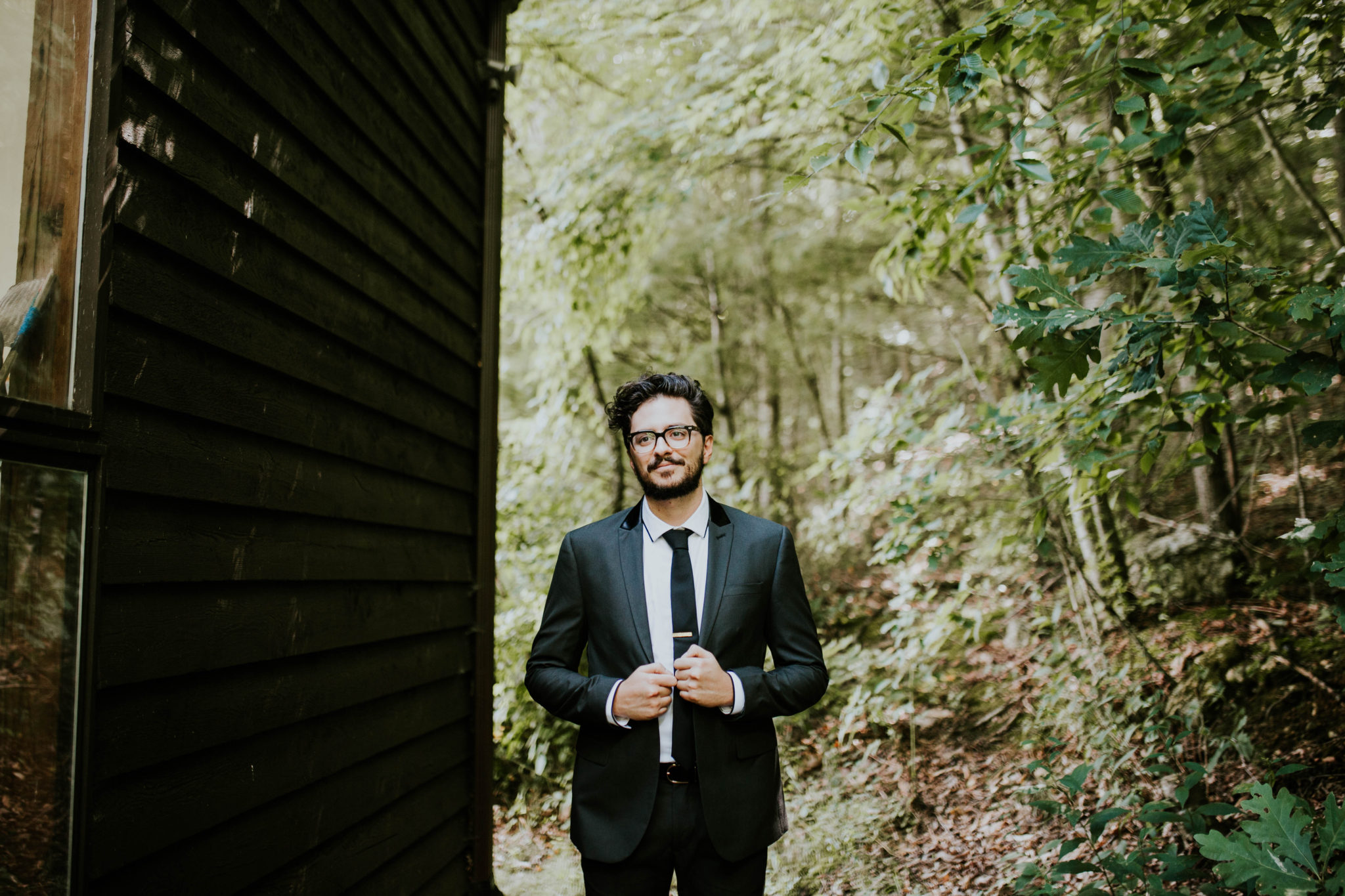 Anna & Jesus North Carolina Mountain Wedding Photographer-260
