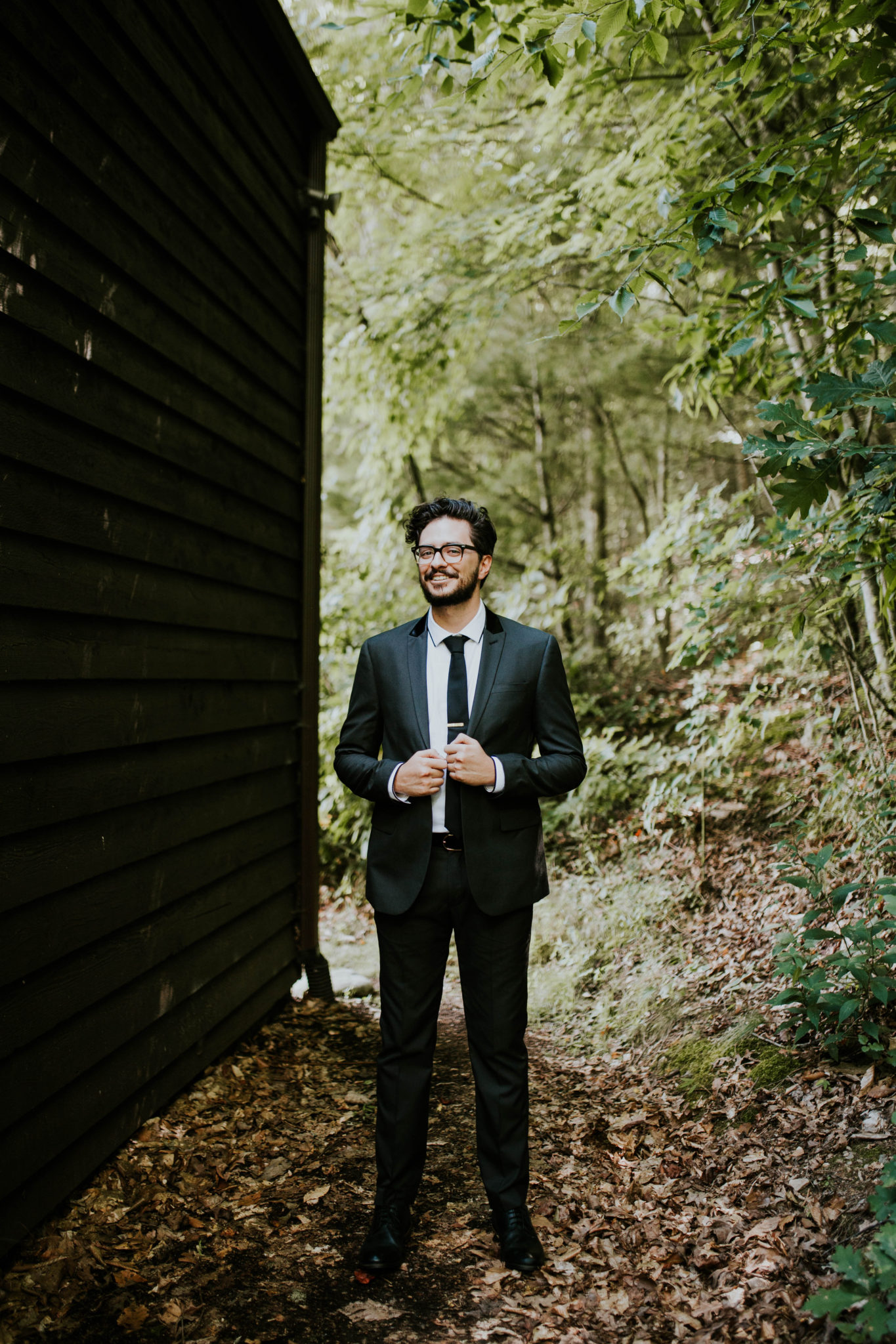 Anna & Jesus North Carolina Mountain Wedding Photographer-265