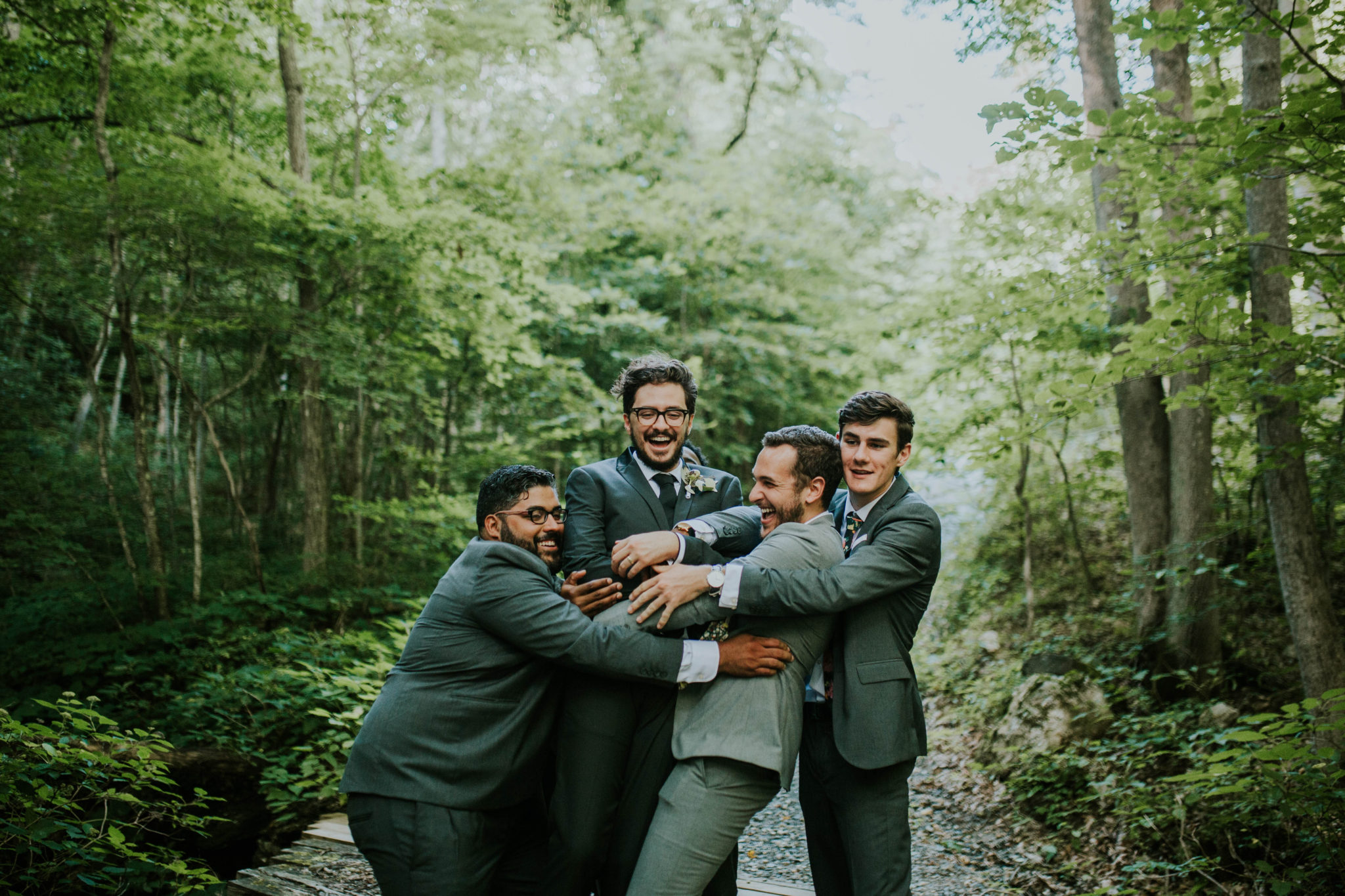Anna & Jesus North Carolina Mountain Wedding Photographer-585