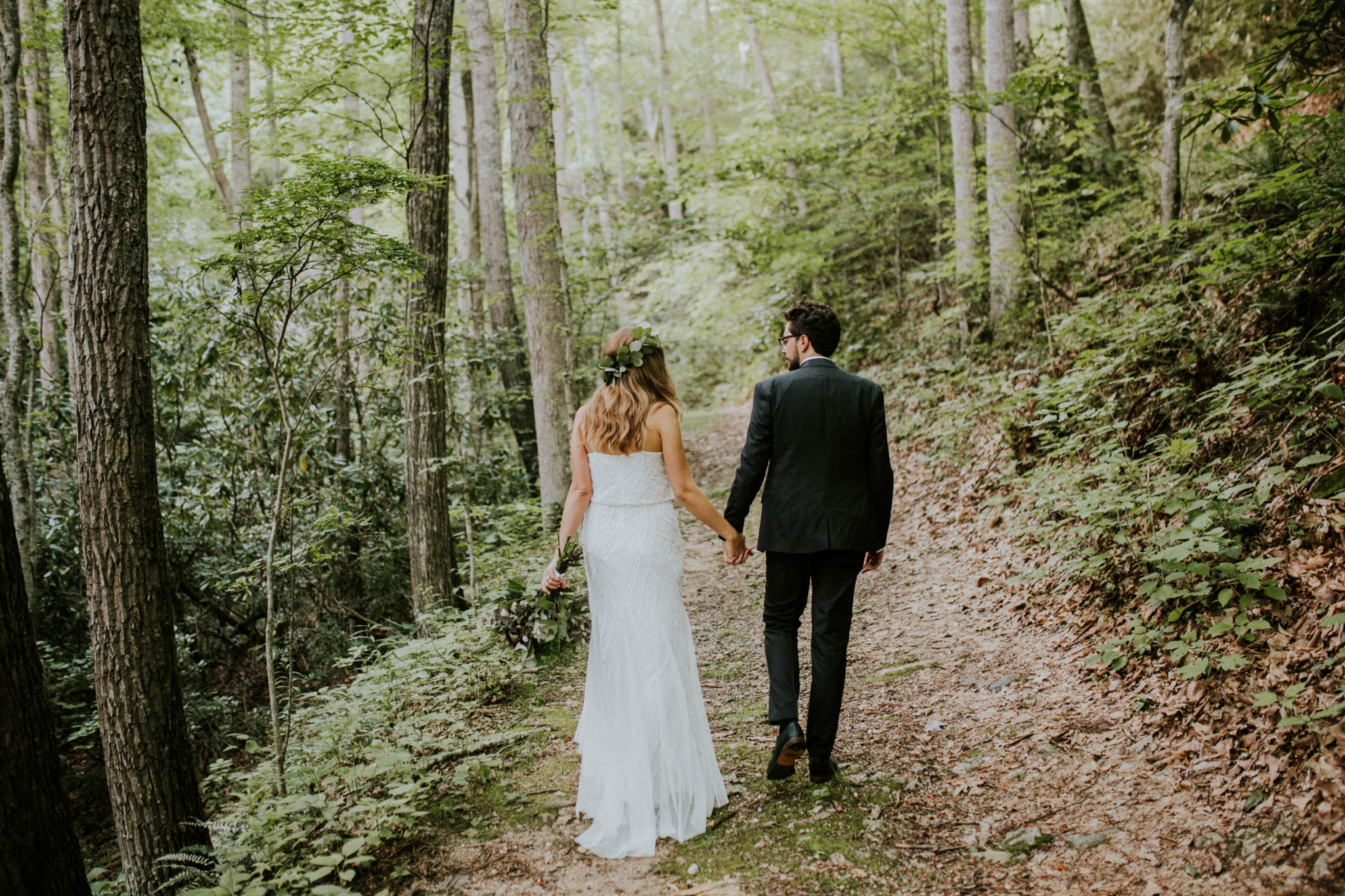 Anna & Jesus North Carolina Mountain Wedding Photographer-644