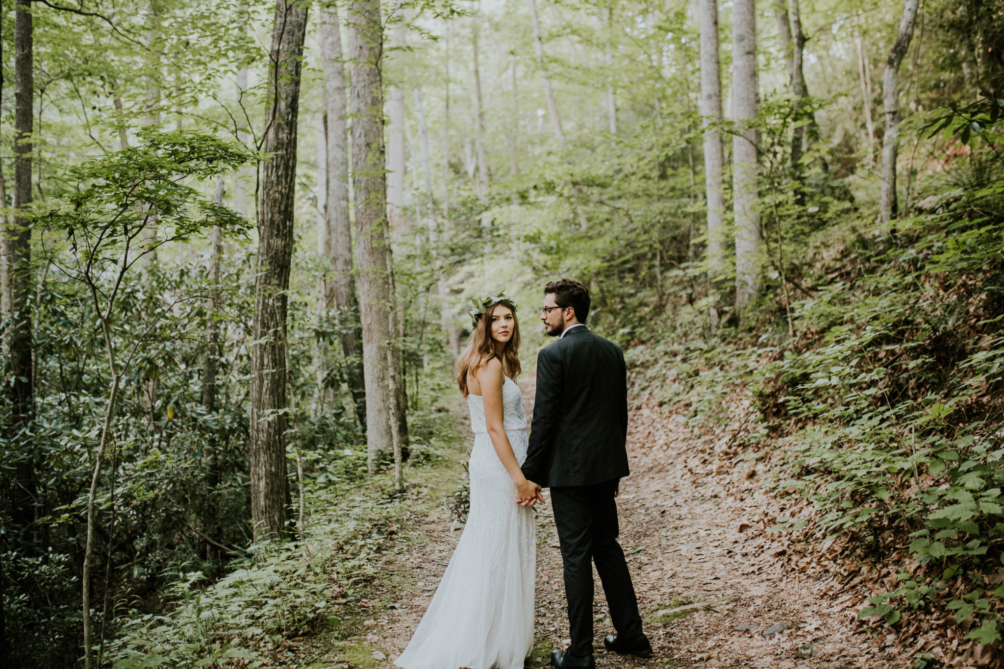 Anna & Jesus North Carolina Mountain Wedding Photographer-646