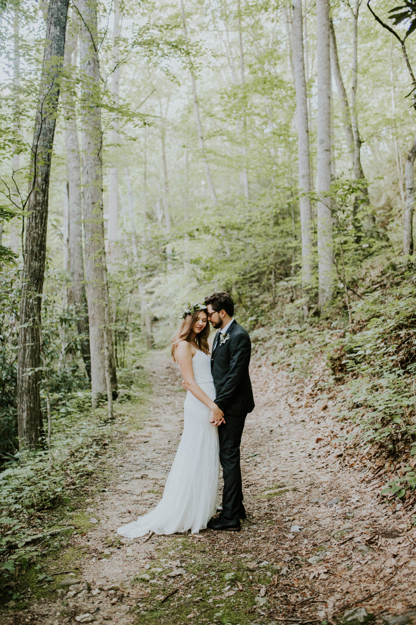 Anna & Jesus North Carolina Mountain Wedding Photographer-655