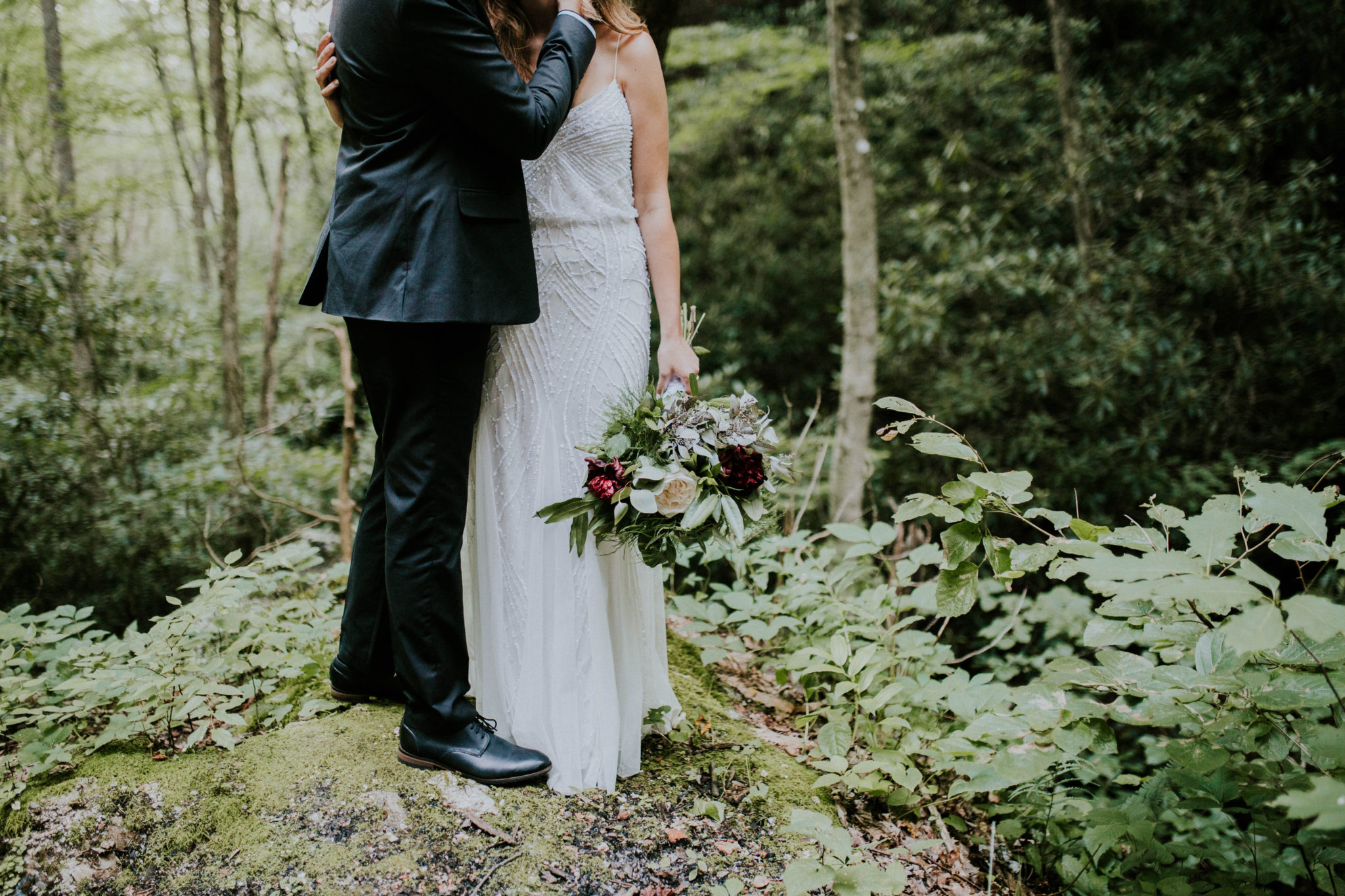 Anna & Jesus North Carolina Mountain Wedding Photographer-733