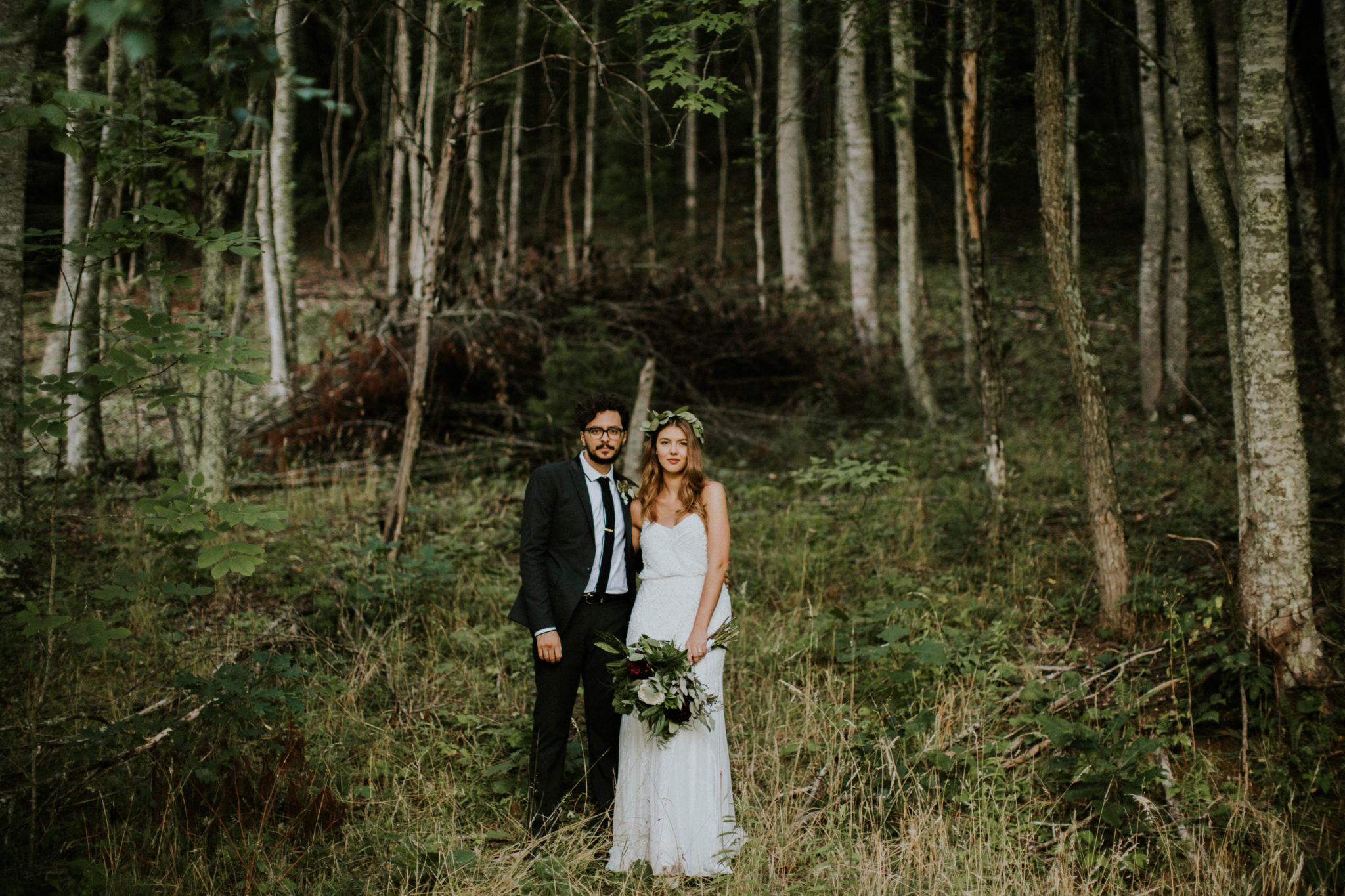 Anna & Jesus North Carolina Mountain Wedding Photographer-780