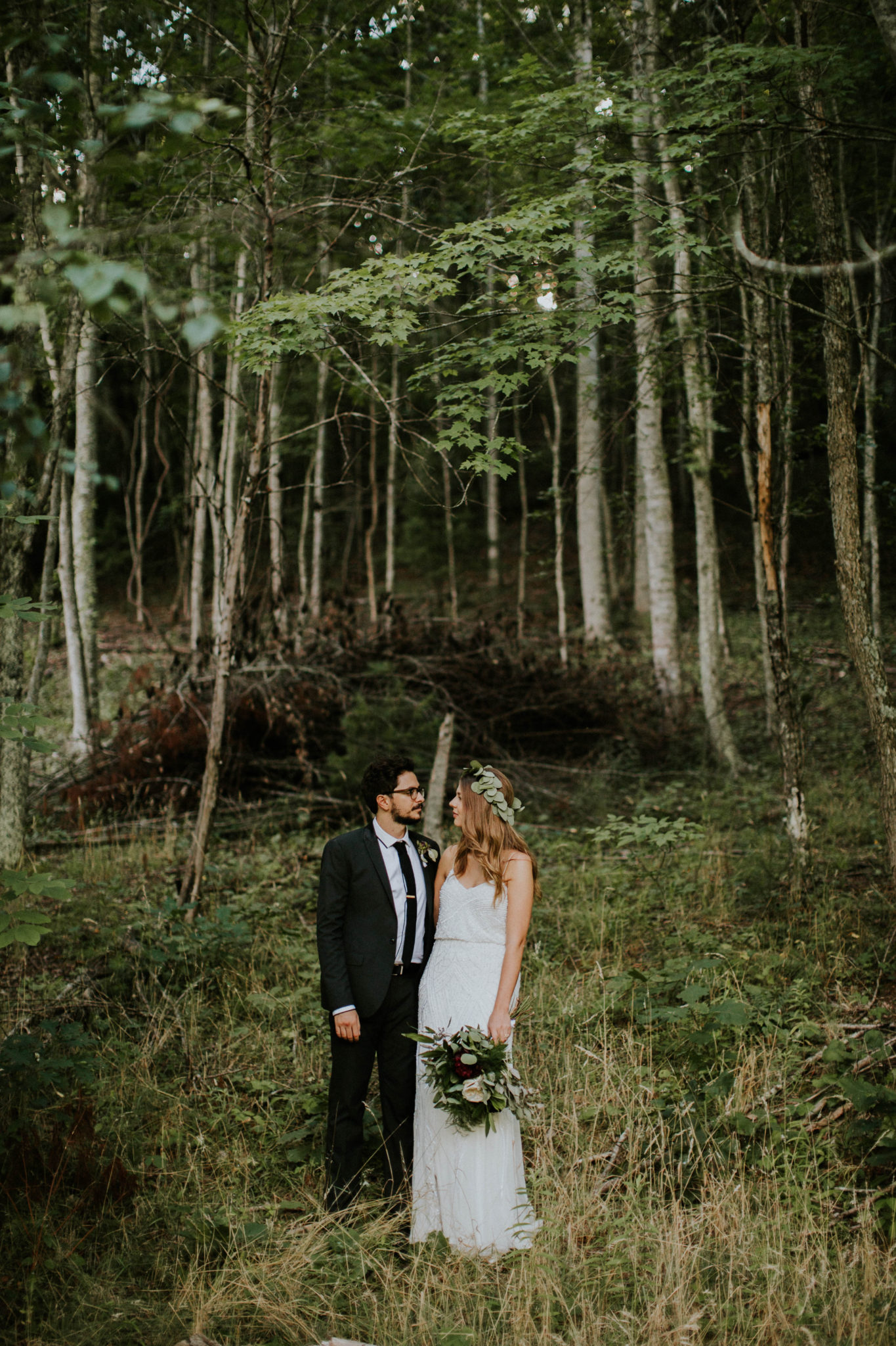 Anna & Jesus North Carolina Mountain Wedding Photographer-782
