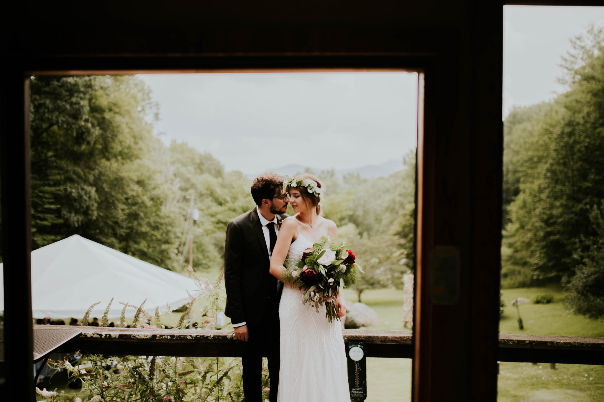 Anna & Jesus North Carolina Mountain Wedding Photographer-886