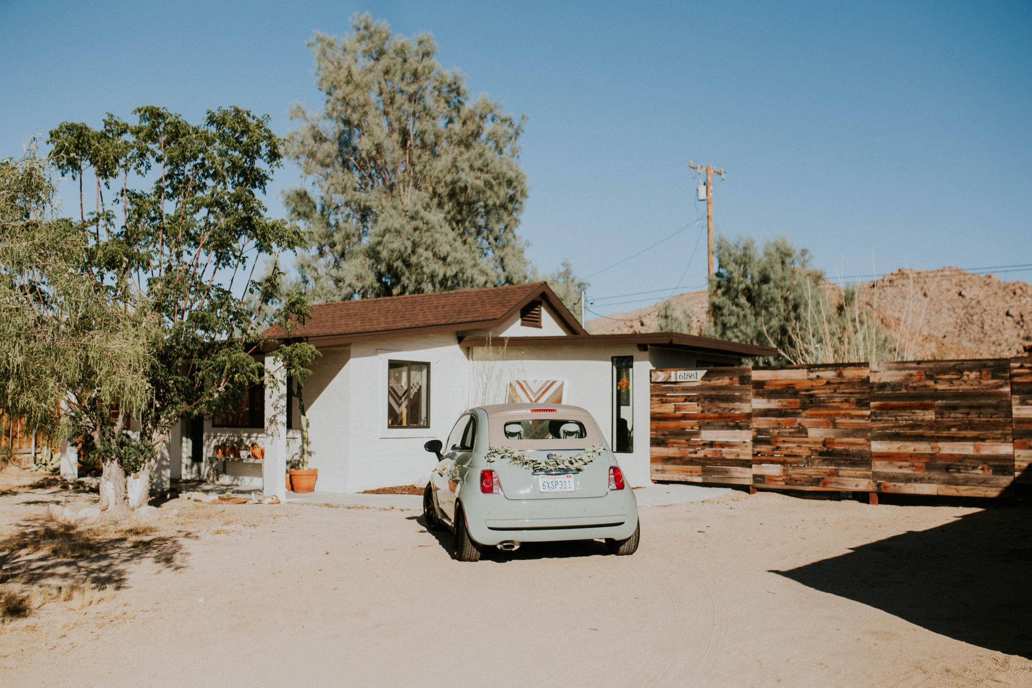 Mandy & Joey Joshua Tree Elopement California Wedding Photographer-1