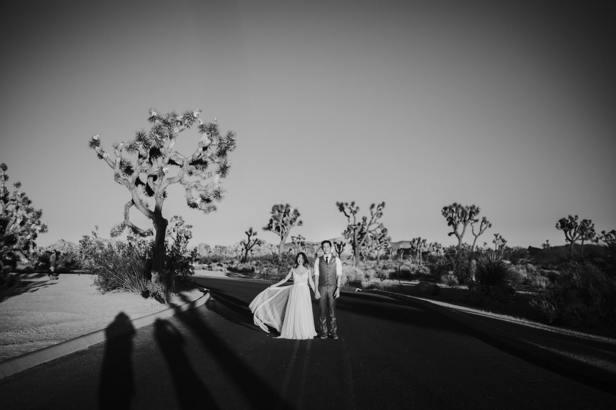 Mandy & Joey Joshua Tree Elopement California Wedding Photographer-226