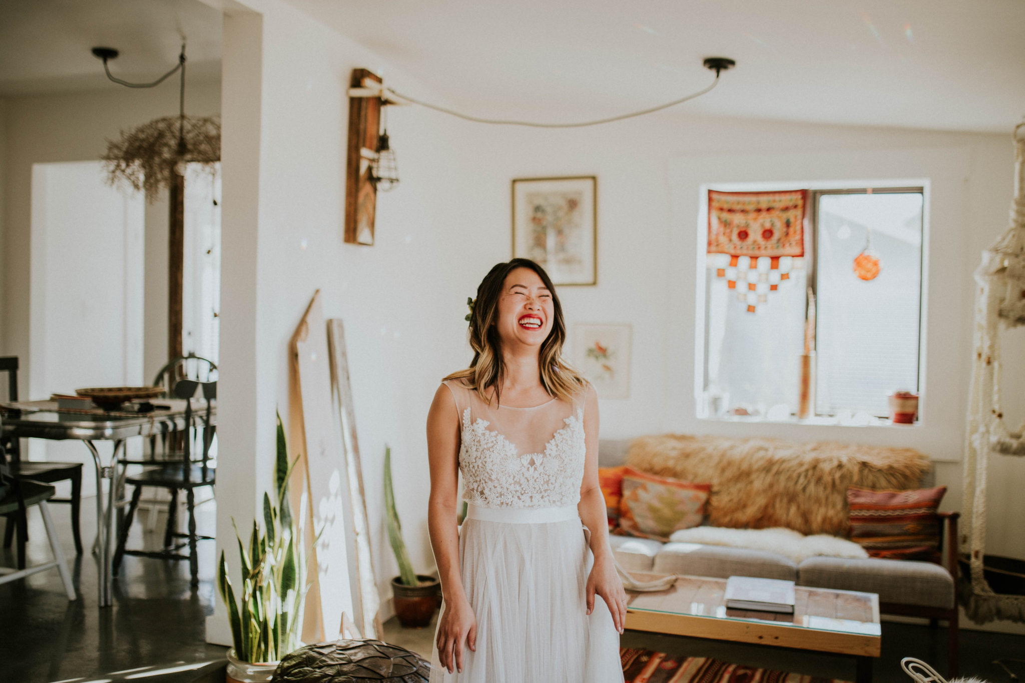 Mandy & Joey Joshua Tree Elopement California Wedding Photographer-25