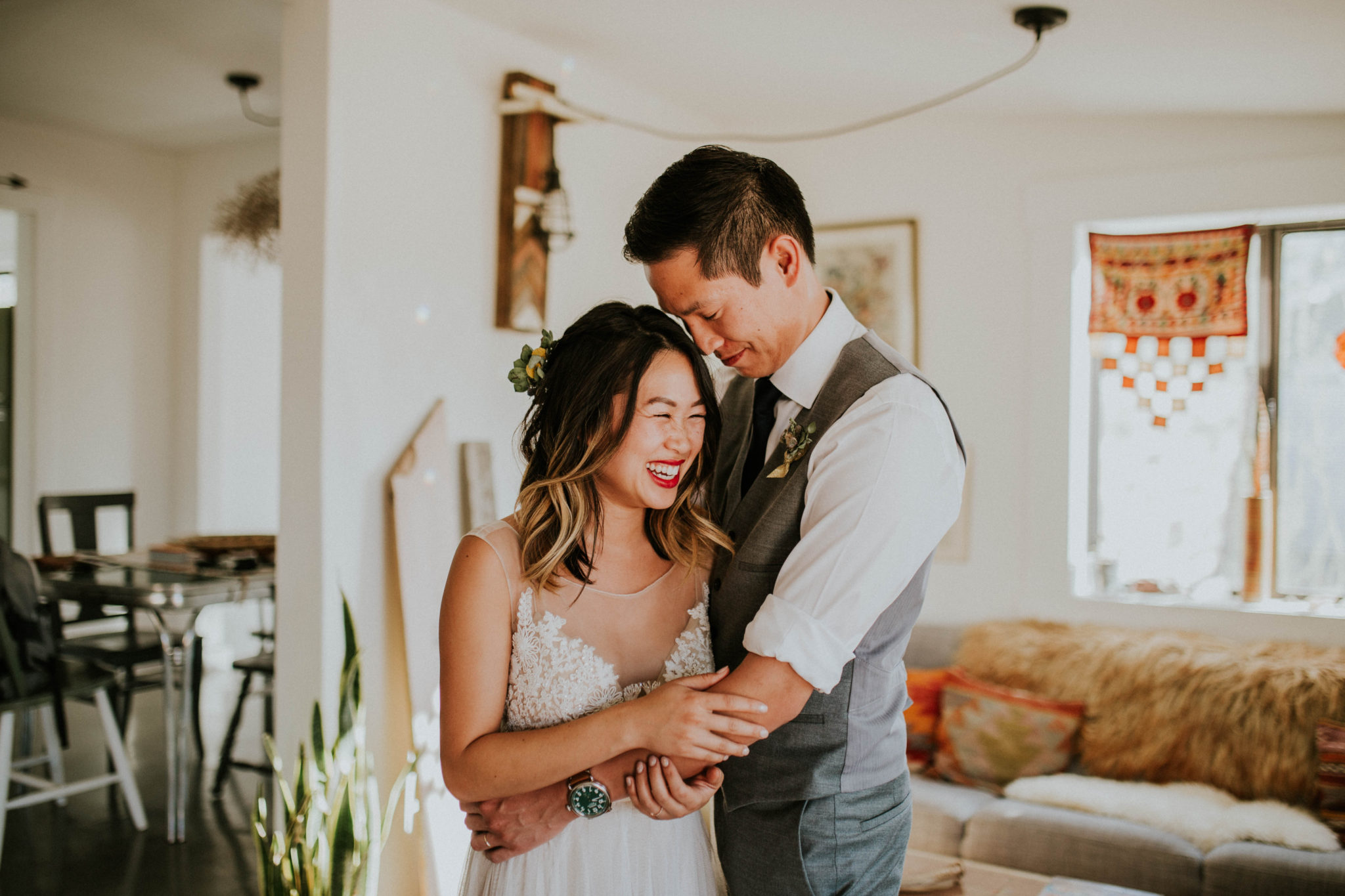 Mandy & Joey Joshua Tree Elopement California Wedding Photographer-52