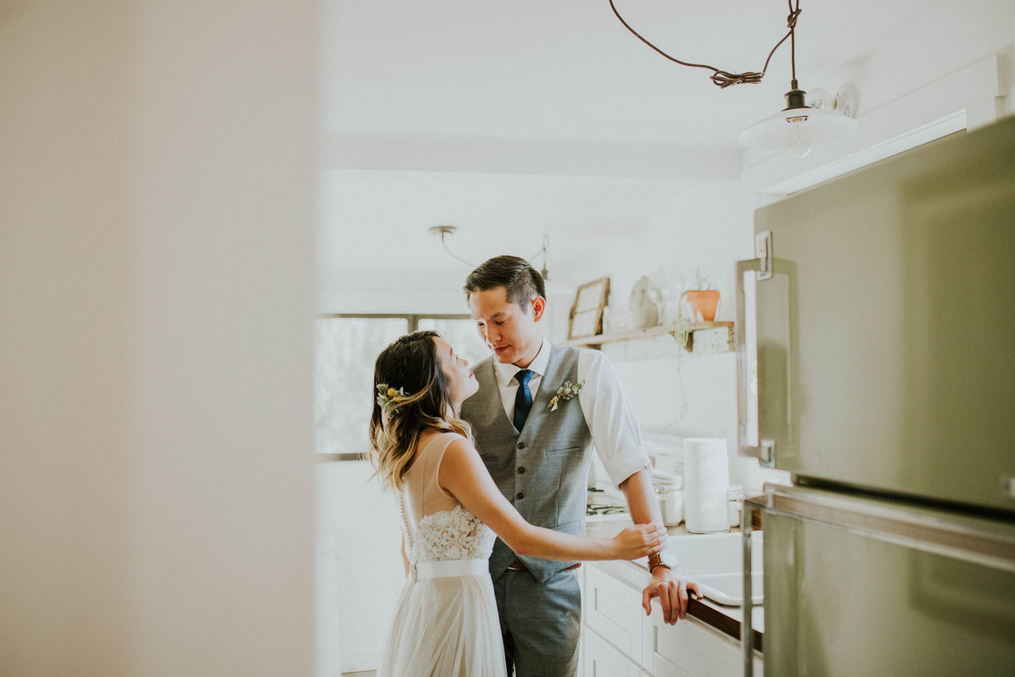 Mandy & Joey Joshua Tree Elopement California Wedding Photographer-67