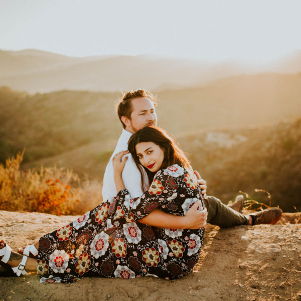Valerie & Zach // Laguna Hills Couple Session