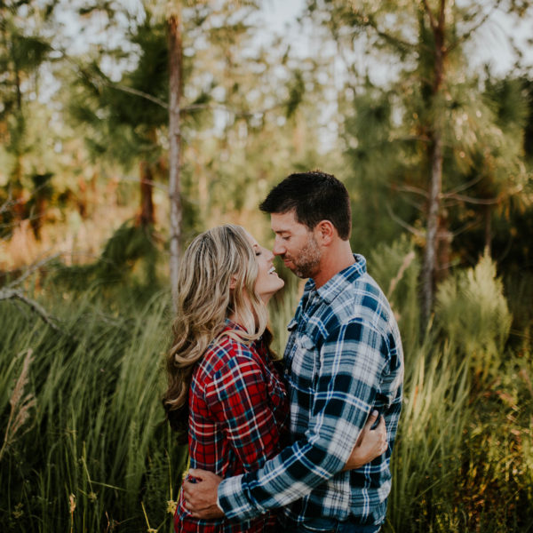 Kiersten & Steven // Florida Engagement Photographer