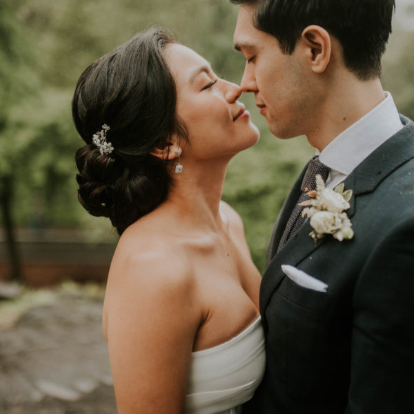 Trisha & Bucky // Central Park Elopement