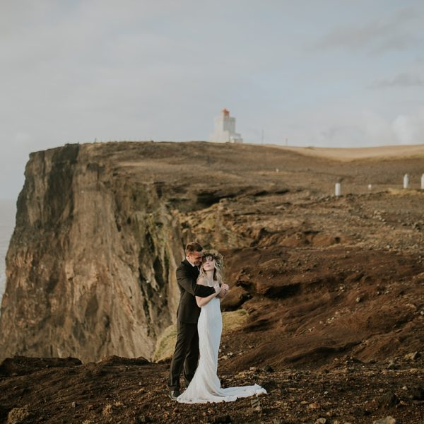 Hannah & Shane // Eloped in Iceland